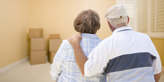 Moving blog series, part 4 - moving with seniors
