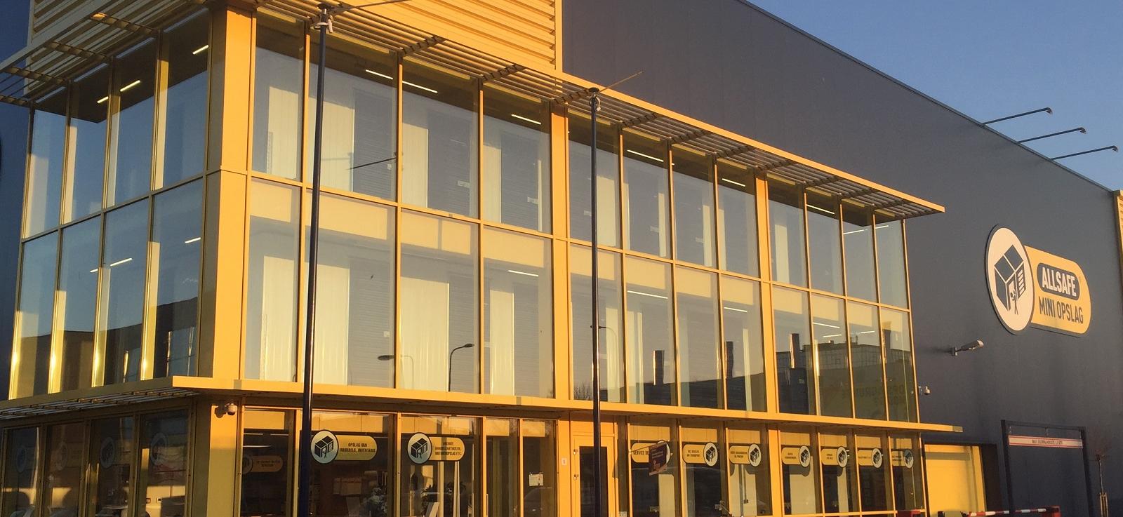 Bouwen in recordtempo: ALLSAFE Mini Opslag in Zwolle is maar liefst in 13 weken gebouwd!