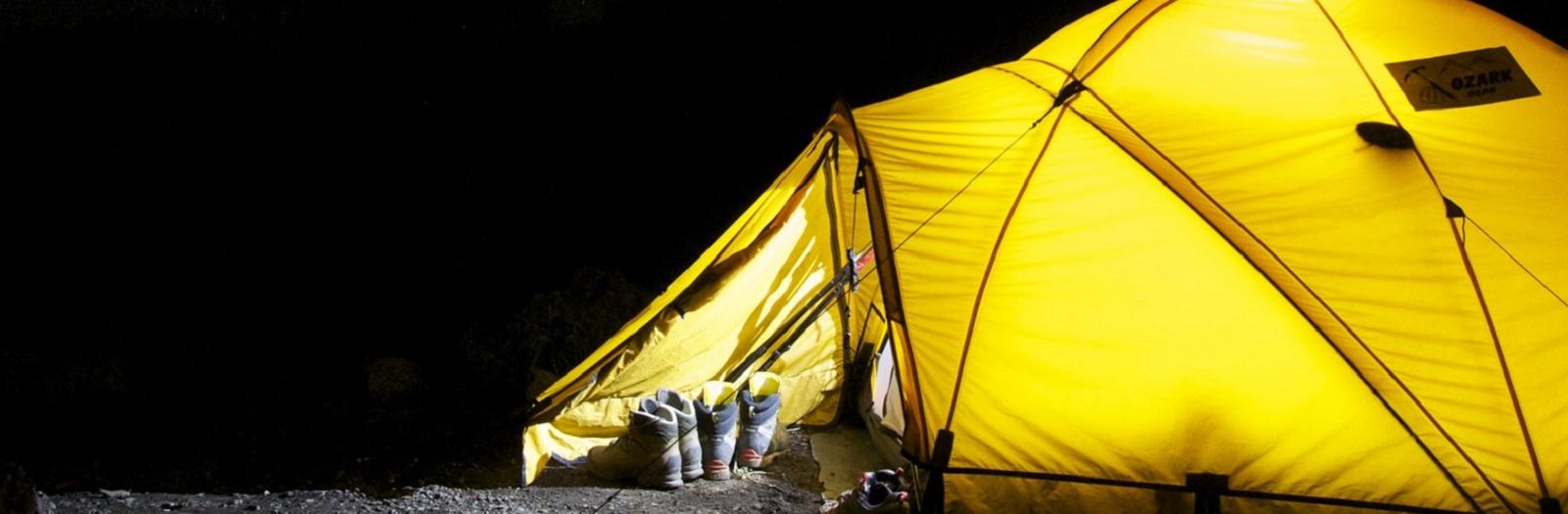 Goed 'uitgerust' op kampeervakantie