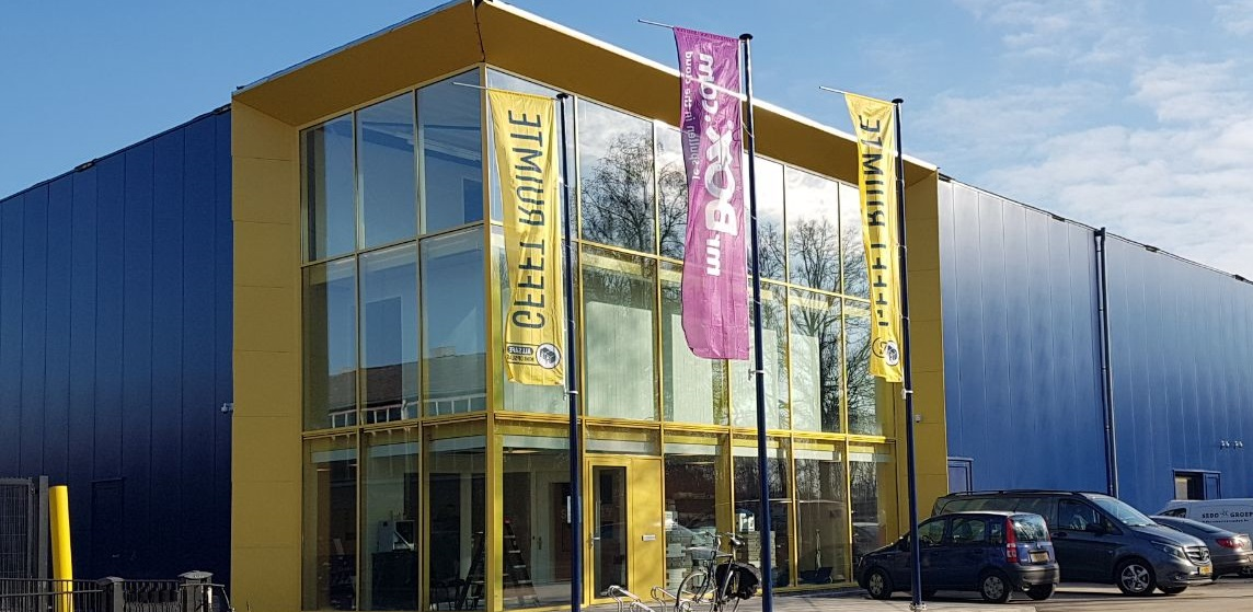 ALLSAFE Mini Opslag opent nieuwe vestiging in Apeldoorn
