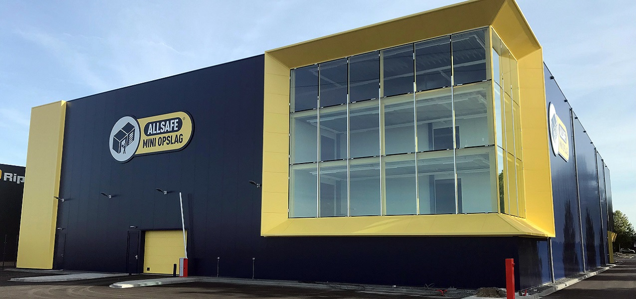 Onze nieuwe Brabantse vestiging: ALLSAFE Mini Opslag Oss