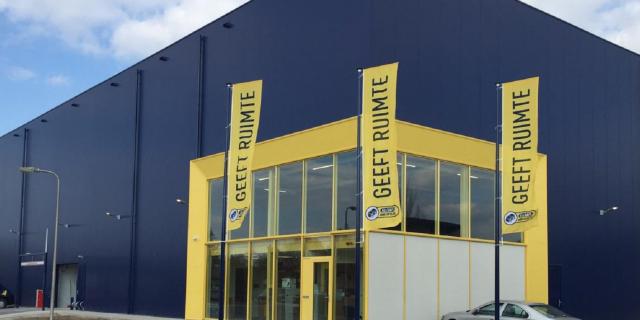 Nieuw! ALLSAFE Mini Opslag in Deventer geopend