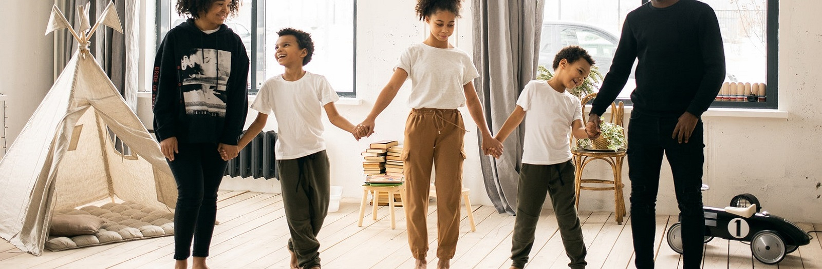 Groot gezin, kleine woning: geen probleem met onze ruimtetips!