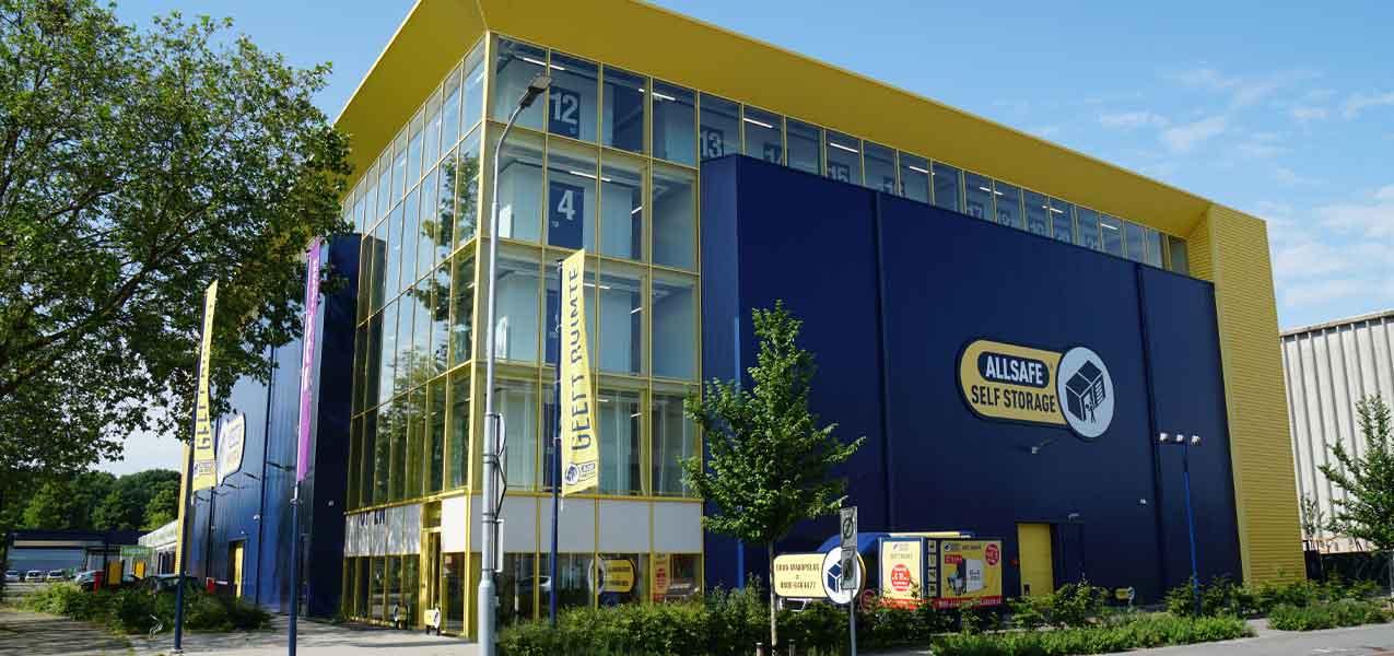 ALLSAFE bereikt mijlpaal met 25ste vestiging in Nederland