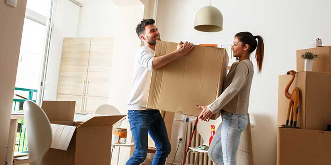 4 Tips voor als je gaat samenwonen