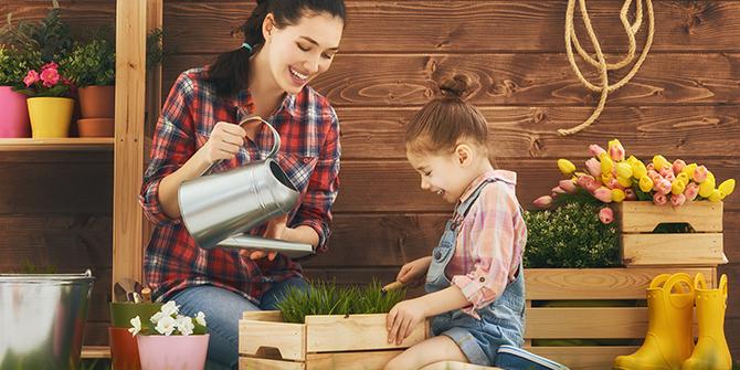 De lente breekt aan – tijd om je tuin zomerklaar te maken!