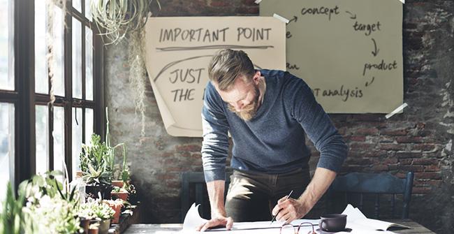4 tips om je eigen bedrijf aan huis te beginnen