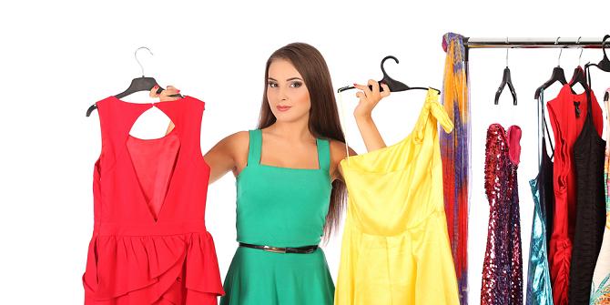 Hoe kun je je feestkleding het beste bewaren?