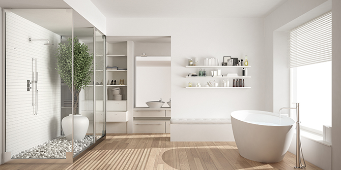 Je badkamer verbouwen: hoe pak je dat aan?