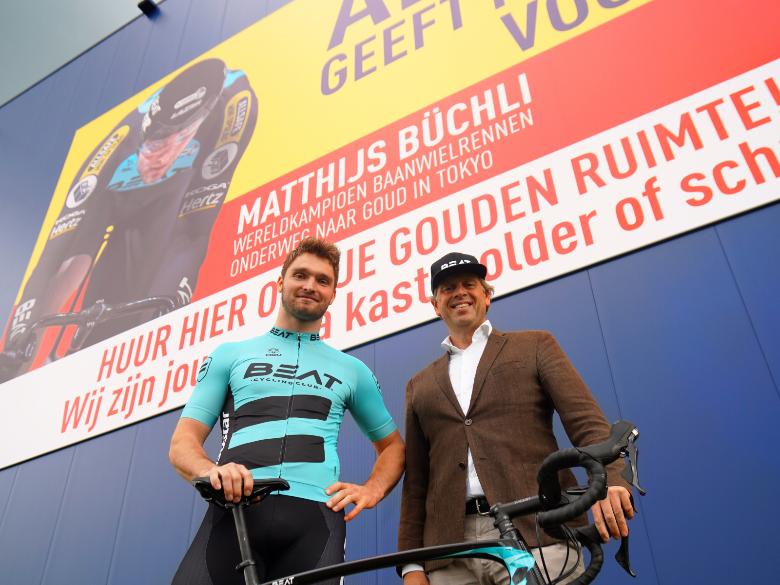 ALLSAFE geeft Matthijs Büchli ruimte voor olympisch goud