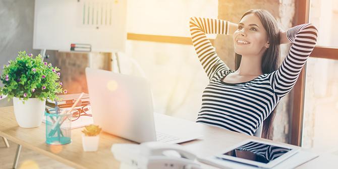 Van goede voornemens naar goede gewoontes: 5 tips!