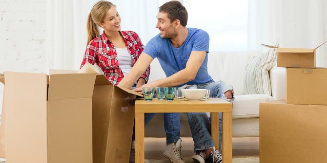 Verhuizing: hoe breng je orde in huis?