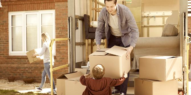 Verhuizen met kinderen – hoe doe je dat?