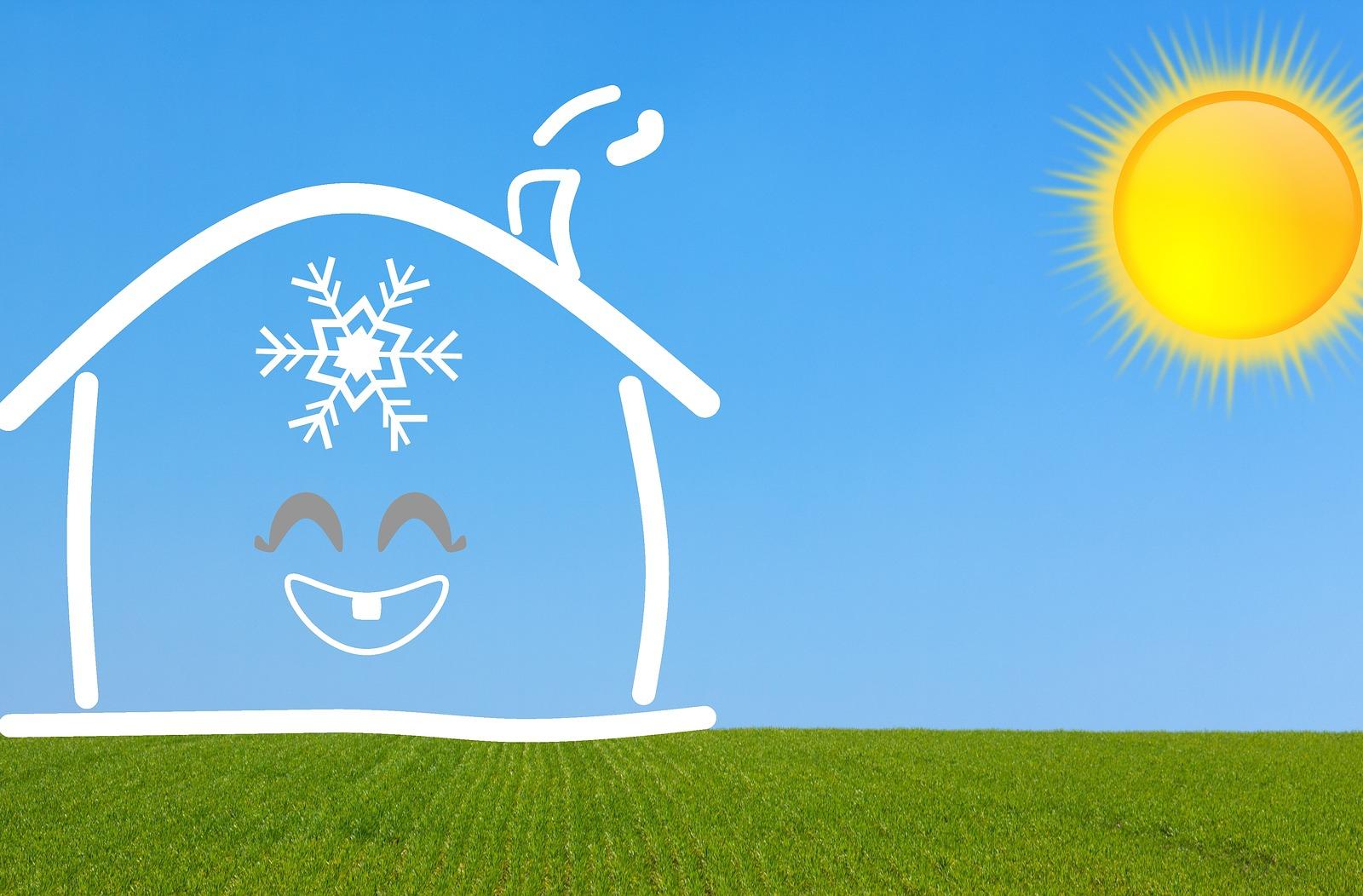 Extreme hitte: zo houd je je huis koel