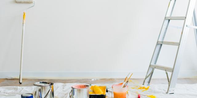 Handige opslag voor schilder- en klusbedrijven