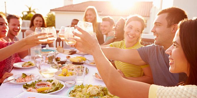Hoe past je ultieme feest bij jou thuis?