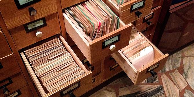 3 tips voor een overzichtelijk archief