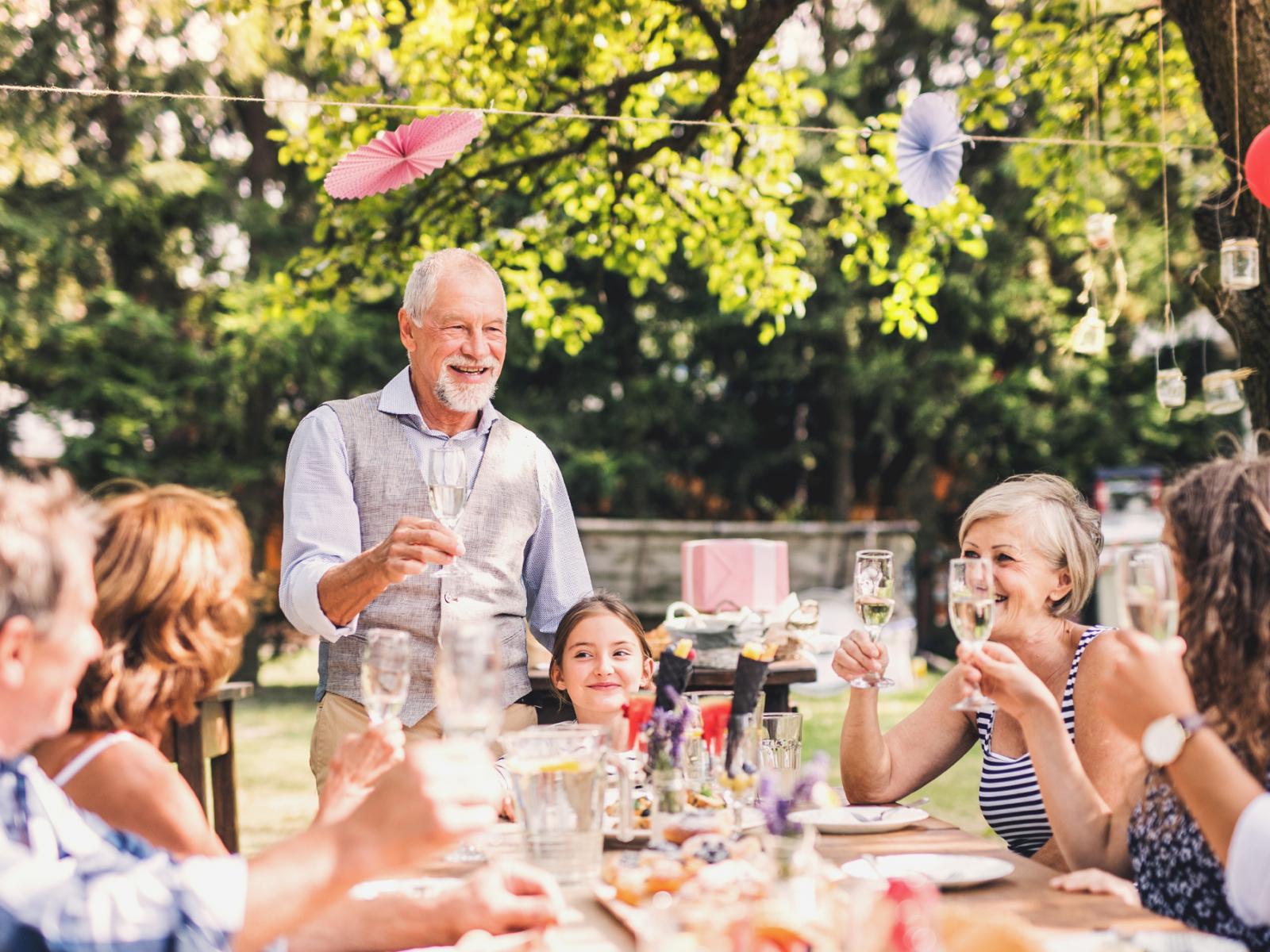 Het geheim van een goed zomerfeest bij je thuis