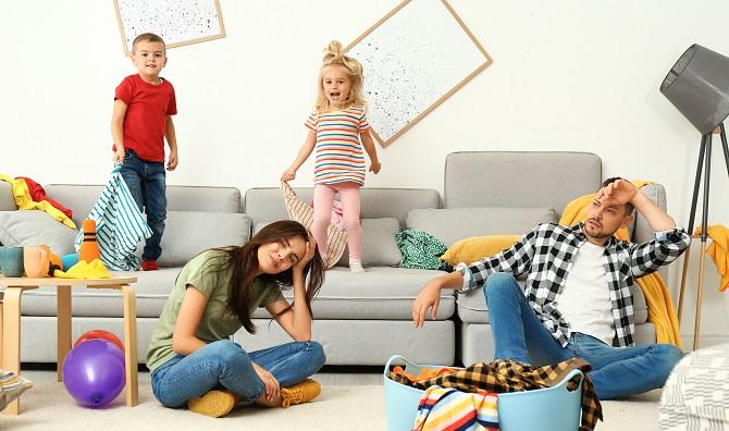 Hulp bij opruimen nodig? Tips voor opruimen met het gezin!