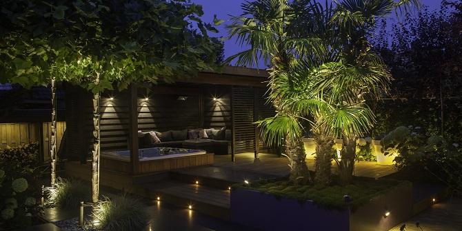 5 elementen voor een ideale loungetuin!