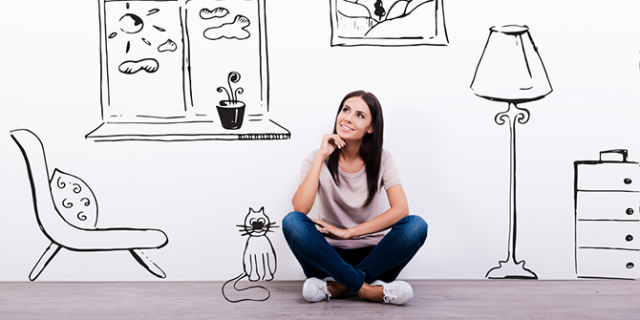 Klein wonen: zo richt je je huis in om aangenaam te wonen!