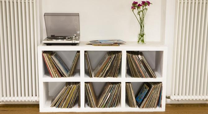 Hoe bewaar je je waardevolle verzameling platen?