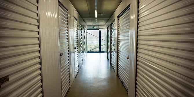 Waar moet je aan denken bij het huren van opslagruimte?