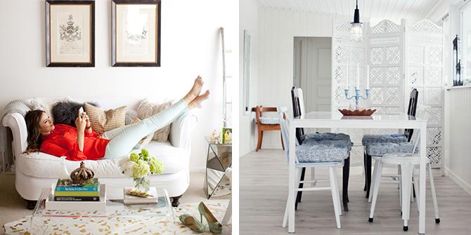 Hoe woon je ruimer in een klein huis?