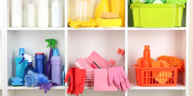 Dé checklist voor een goede nieuwjaarsschoonmaak