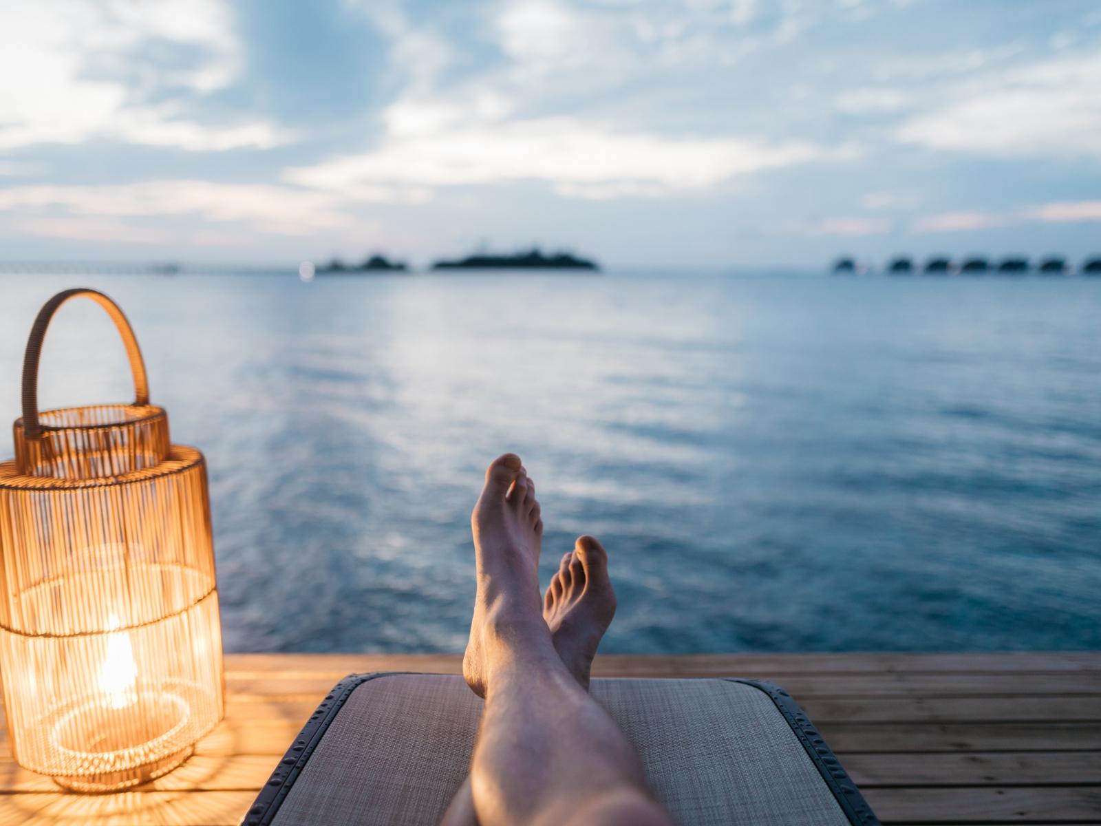 Hoe je je werk thuislaat op vakantie
