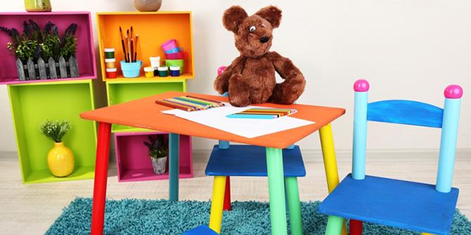 Hoe maak je een speelhoek in de woonkamer?