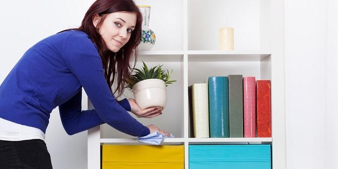 3 stappen en tips om je huis eenvoudig op te ruimen!