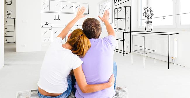 5 Tips voor als je gaat samenwonen – hoe kun je gezamenlijk je huis inrichten?