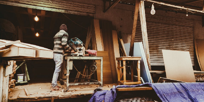 Een grote woningverbouwing – tips voor succes!
