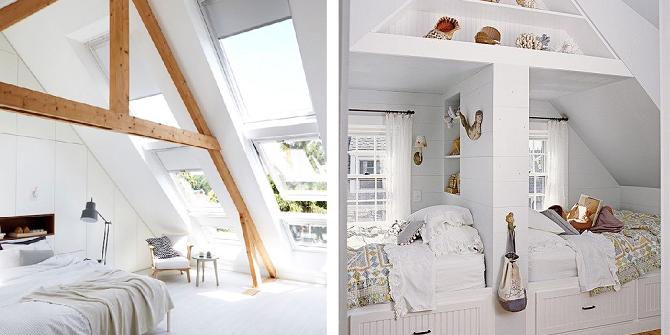 Zo bouw je je zolder om tot slaapkamer!