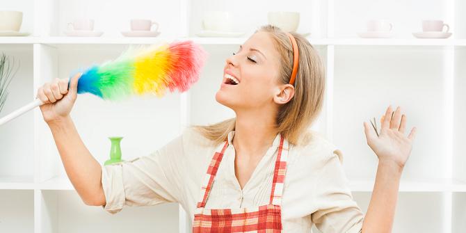 Voorjaarsschoonmaak: eenvoudig in 3 stappen