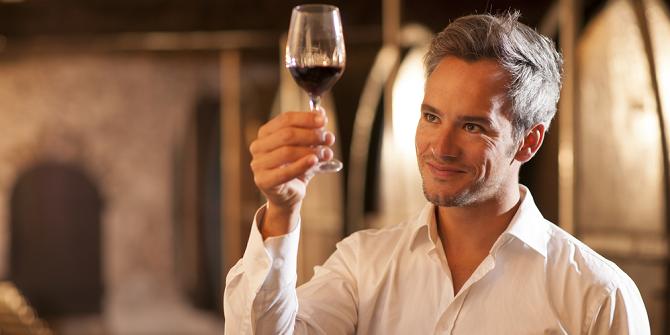 Hoe berg je je wijn sfeervol in huis op?