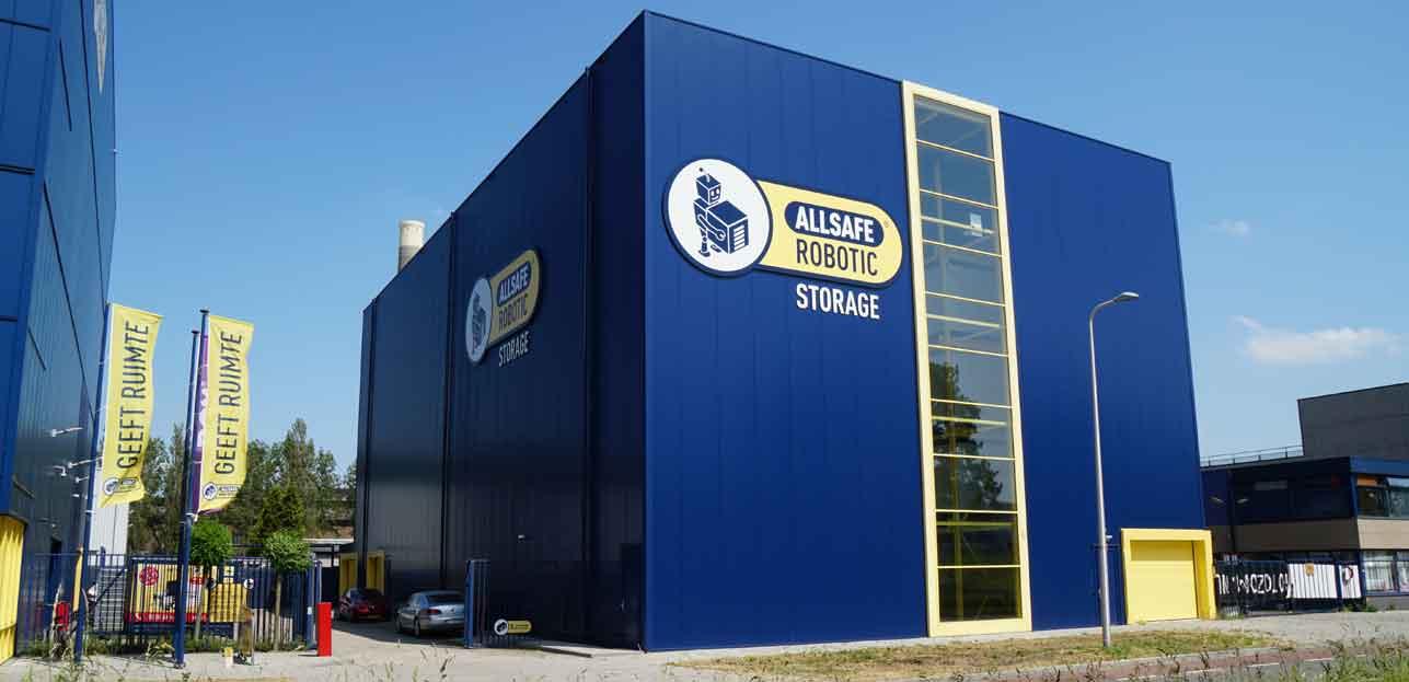 Robotic Storage Utrecht