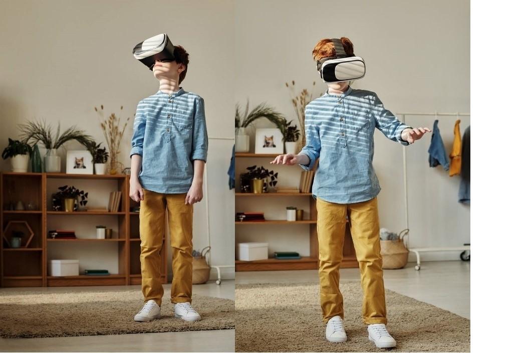 VR bril games