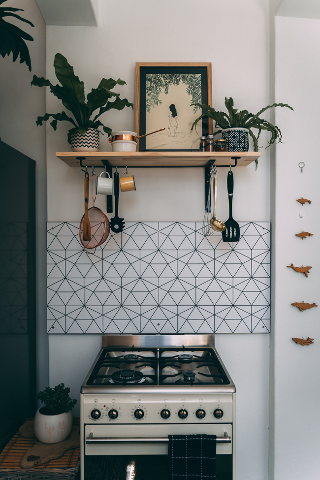 Kleine keuken handig inrichten