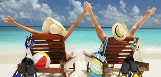 Geniet van je welverdiende vakantie