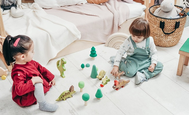 kinder speelkamer maken