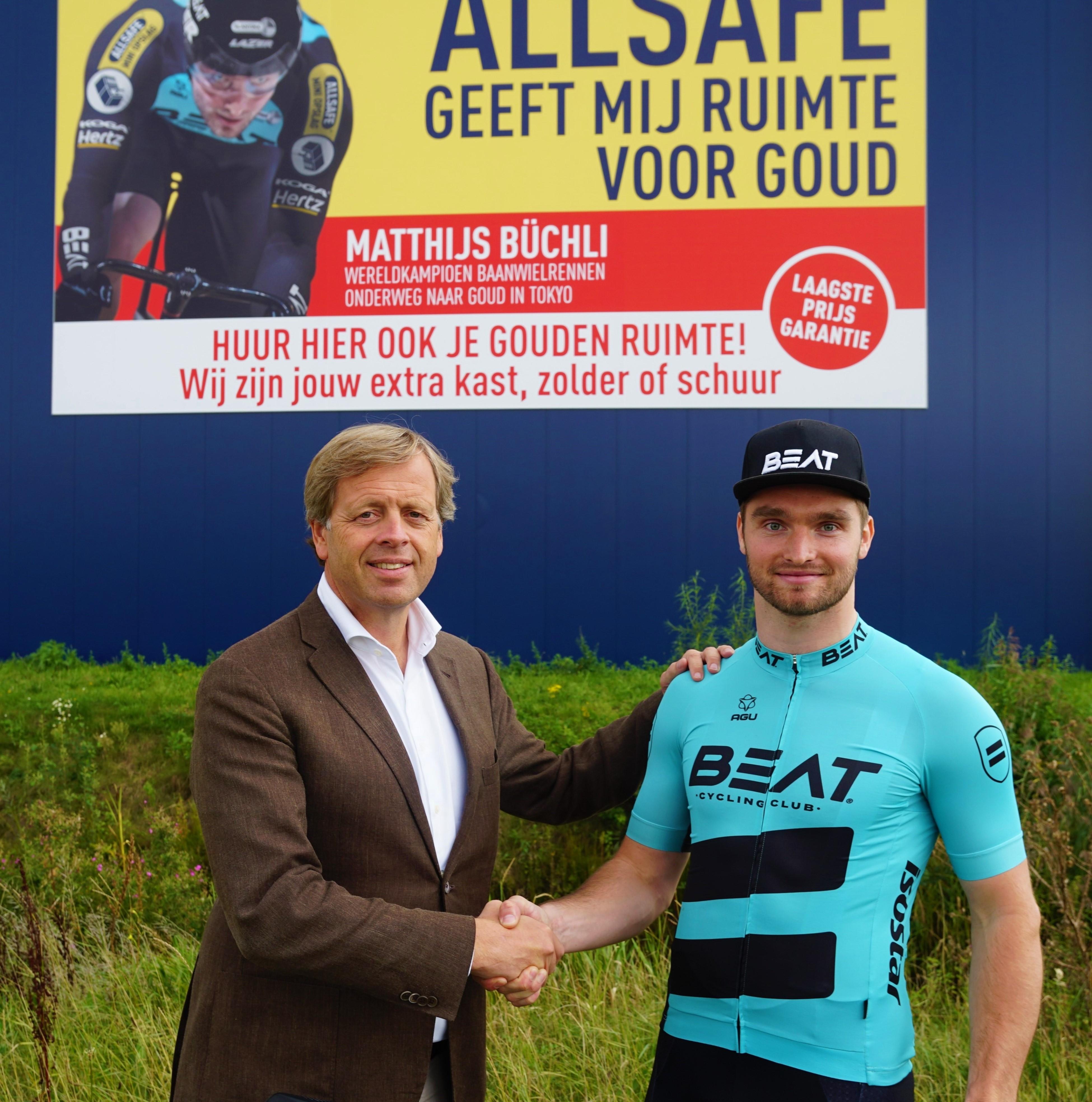 Samenwerking Matthijs Büchli