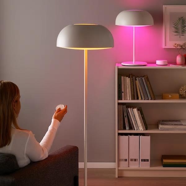 slimme lampen Ikea