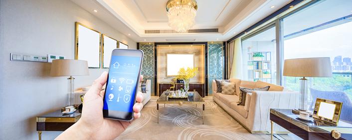 smart home apparaten