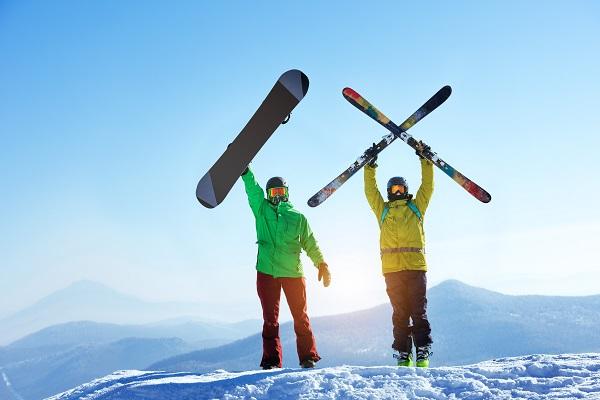 Je wintersport materieel verzorgd en opgeborgen
