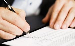 Afspraken vastleggen met aannemer