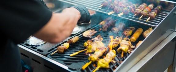barbecue zomerfeest