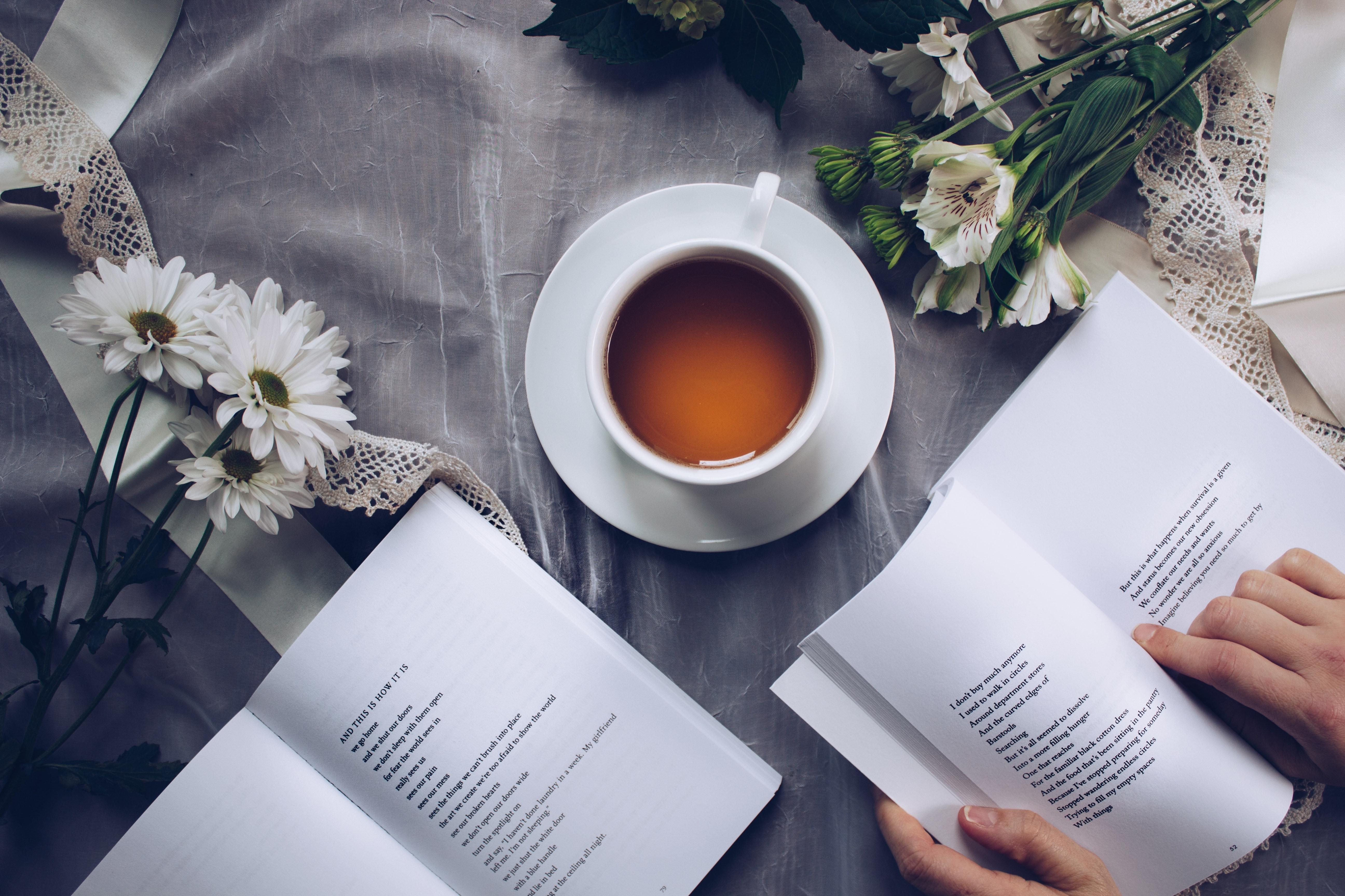 ruimte om te lezen