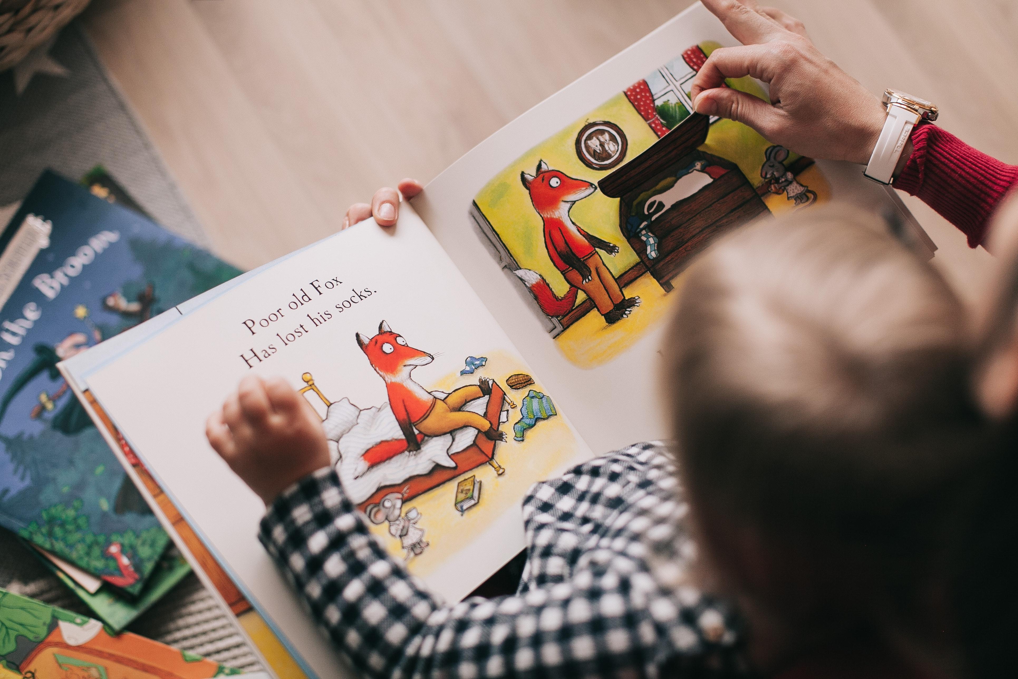 samen lezen en voorlezen